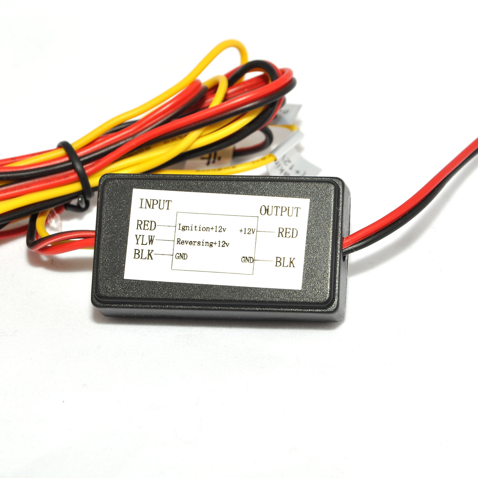 12v Relay For Cisbo Parking Sensor Fit Fitting Canbus Car